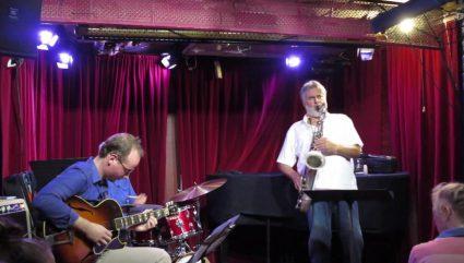 Marius Duboule Trio (with Tony Malaby and Billy Mintz)